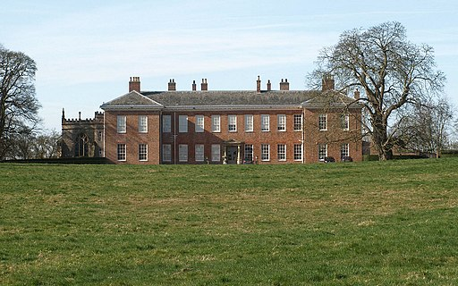 Ribston Hall and chapel (geograph 4426554)