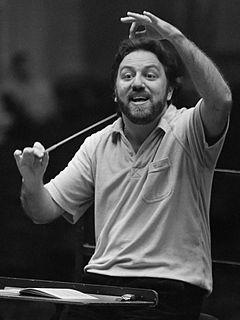 Riccardo Chailly Italian conductor