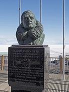 Richard Byrd's Bust
