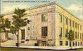 Richmond Public Library, 1st and East Franklin St., Richmond, Va. (16836270541).jpg