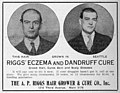 Riggs' Eczema and Dandruff Cure (1910) (ADVERT 237).jpeg