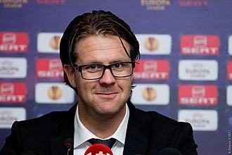 2013 Malmö FF season - The 2013 season was Rikard Norling's third and final season with Malmö FF.