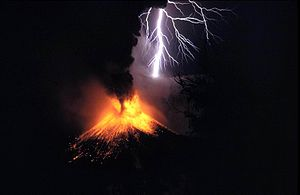 Global Volcanism Program - 1995 eruption of Mount Rinjani in Indonesia.