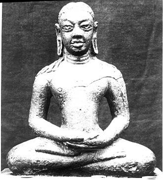 Chausa hoard - Rishabhadeva, Bronze from Chausa, Bihar