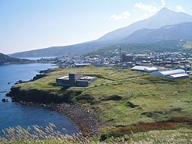 利尻富士町 - Wikipedia