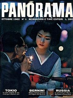<i>Panorama</i> (magazine) right-wing Italian-language news magazine