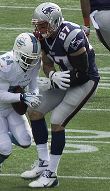 Description de l'image  Rob Gronkowski 2013.jpg.
