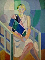 Portrait of Madame Heim