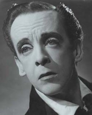 Robert Helpmann - Portrait of Robert Helpmann in London circa 1945