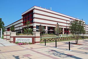 Atlanta University Center - All AUC schools share the Robert W. Woodruff Library