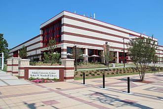 Atlanta University Center - All AUC schools share the Robert W. Woodruff Library