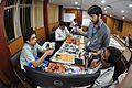 Robot Building Session - Workshop for Organising World Robot Olympiad - NCSM - Kolkata 2016-06-16 4653.JPG