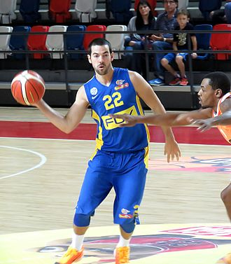 Basketball Bundesliga Most Improved Player - Taylor Rochestie was the German League's Most Improved Player, in 2010