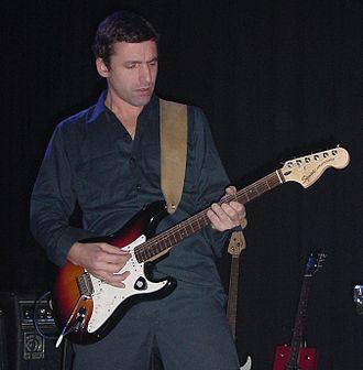 Rocko Schamoni - Image: Rocko schamoni gitarre