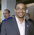 Roland Fryer, President's Convocation for Academic Excellence (10009616) (cropped).jpg
