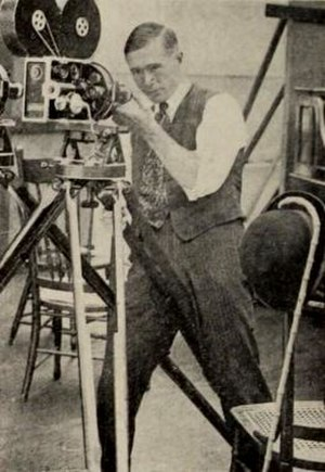 Roland Totheroh - Totheroh in 1918
