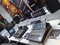 Roland V-Mixer, REAC Digital Snake, ExpoMusic 2010.jpg