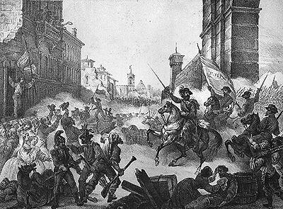 Garibaldi a Roma