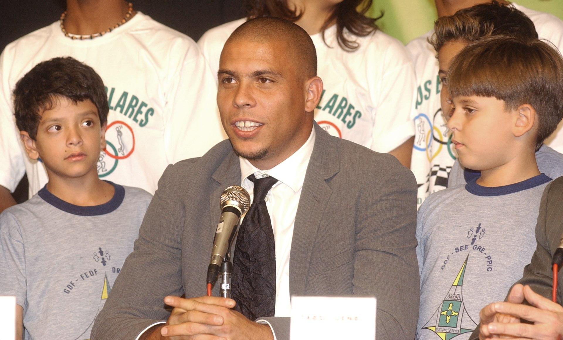 Brasilianischer Ronaldo