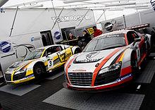 Audi R Wikipedia - Audi r8 lms