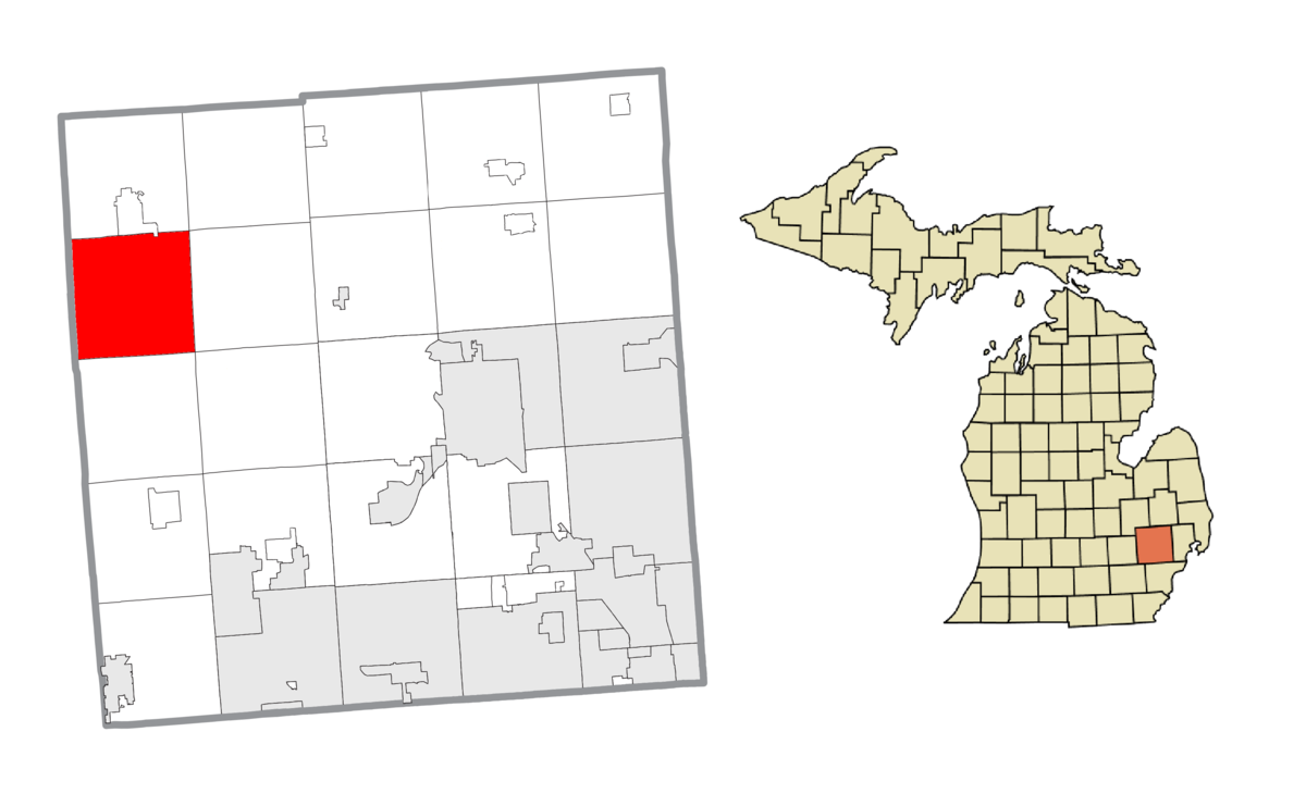 Rose Township Oakland County Michigan Wikipedia