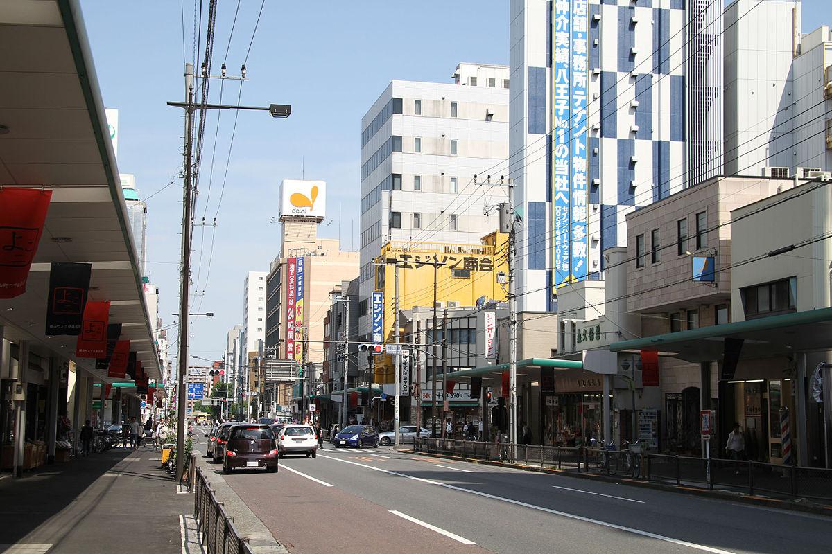 東京都八王子市横山町2 - Yahoo!地図