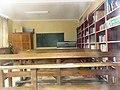 Rouvroy-sur-Serre (Aisne) l'ancienne classe de l'école fermé.JPG