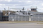 Royal Australian Navy (N49-218) Bell 429 Global Ranger at Wagga Wagga Airport.jpg