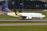 Royal Jet, A6-AIN, Boeing 737-7Z5 (BBJ) (42688178810).jpg