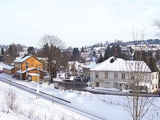 Røyken Municipality in Buskerud, Norway