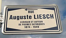 Rue Auguste Liesch in Luxembourg-City (sign).jpg