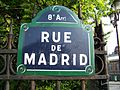 Rue de Madrid, Paris May 2010.jpg