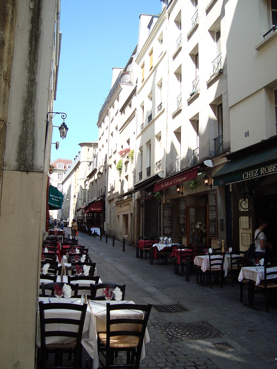 Rue du Pot-de-Fer