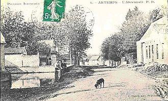 Artemps - The Rue du Canal