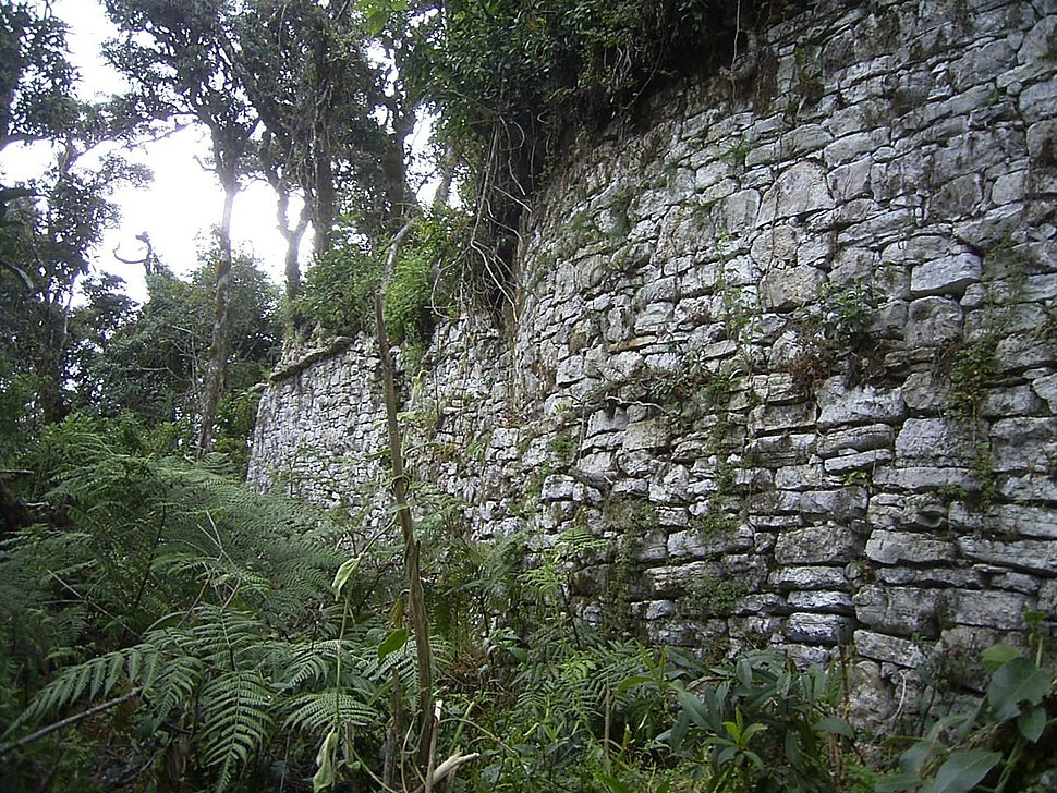 Ruinas-soloco chachapoyas amazonas peru