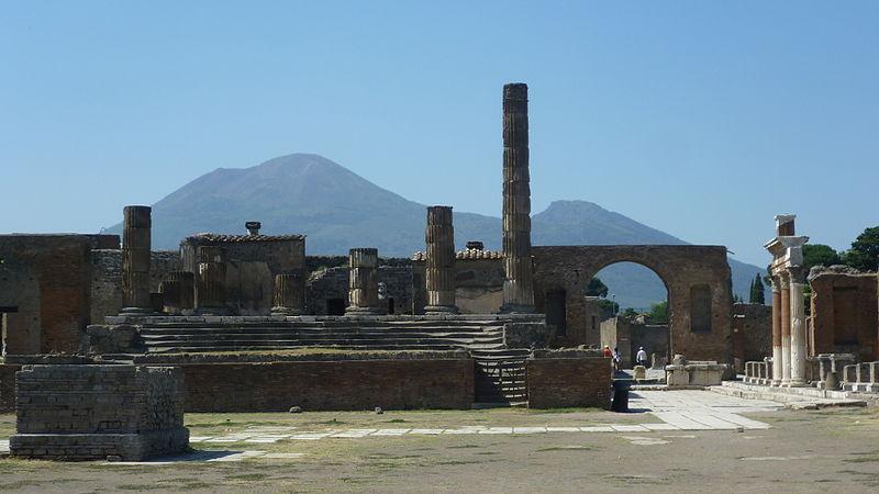 Hotel Forum Pompei Restaurant