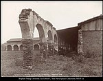 Ruins of the old Mission San Juan de Capistrano, Cal. C.R. Savage, Photo.jpg