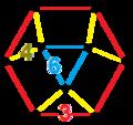 Runcic order-6 hexagonal tiling honeycomb verf.png