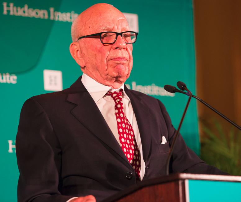 Rupert Murdoch 2015