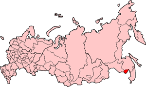 Proposals for a Jewish state - Location of the Jewish Autonomous Oblast in the Russian Federation.