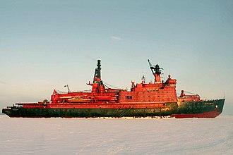 Arktika-class icebreaker - Arktika