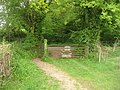 Rusty field gate - geograph.org.uk - 1671329.jpg