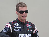 Ryan Briscoe 2010 Indy 500 Practice Day 7.JPG