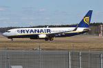 Ryanair, EI-FEH, Boeing 737-8AS (25970362220).jpg