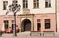 Rynek Portal kamienicy pod Gryfami fot BMaliszewska.jpg