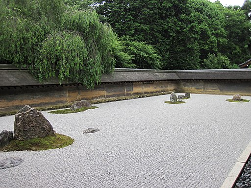 Ryoan-ji National Treasure World heritage Kyoto 国宝・世界遺産 龍安寺 京都06