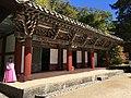 Ryongsan Hall at Pohyonsa.jpg