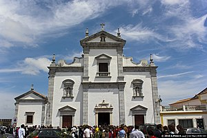 Cathedral of St. James the Great, Beja - Image: Sé Catedral (5009377371)