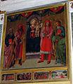 S.miniato, san domenico, int., cappella sammniati, domenico di michelino, madonna e 4 santi 2.jpg