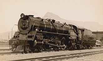 1935 in South Africa - Class 16E